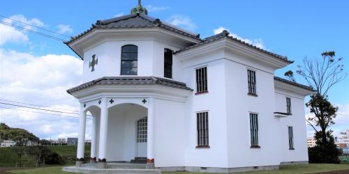 石巻市指定文化財 旧ハリストス正教会