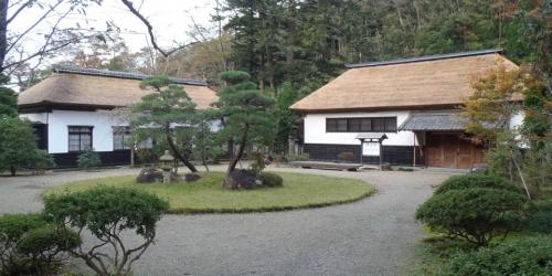 国指定 名勝齋藤氏庭園