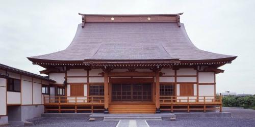 慈光山 専念寺 本堂