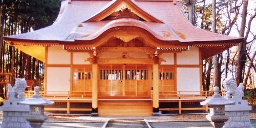 宗教法人 両皇神社