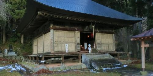 石行寺 観音堂