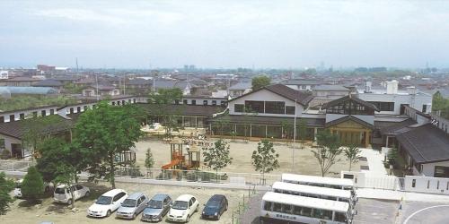 南山形幼稚園 南山形すくすく保育園